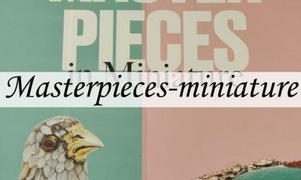 Masterpieces in Miniature in DIVA