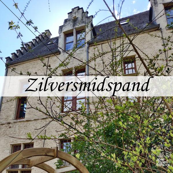 Zilversmidspand en Zilversmidgang Antwerpen - titel